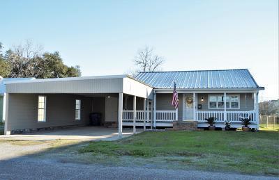 Erath Single Family Home For Sale: 600 E Pearl Street