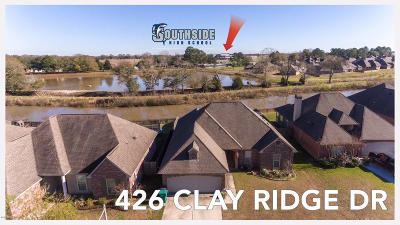 Youngsville Single Family Home For Sale: 426 Clay Ridge Drive