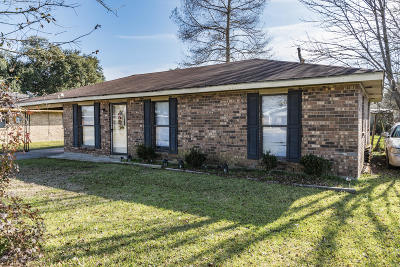 Carencro Single Family Home For Sale: 119 Lindsey Circle