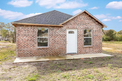 Opelousas Single Family Home For Sale: 1419 W College Ave