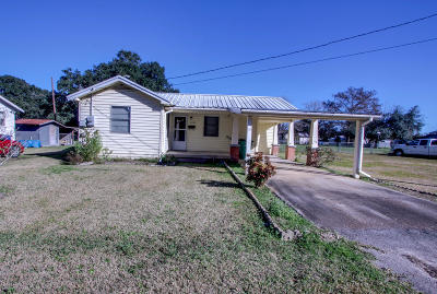 Gueydan Single Family Home For Sale: 1109 2nd Street