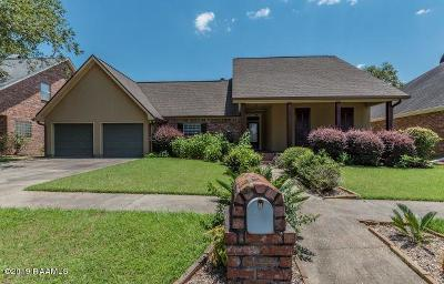 Youngsville Single Family Home For Sale: 202 Garden Gate
