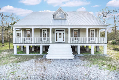 St Martinville, Breaux Bridge, Abbeville Single Family Home For Sale: 12509 Wildwood Way