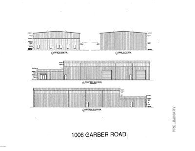 Commercial For Sale: 1006 Garber Road