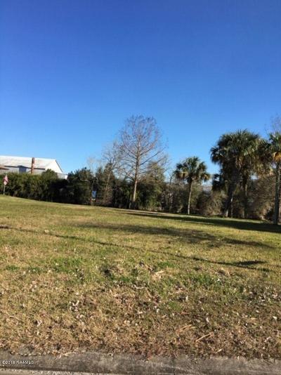 Vermilion Parish Residential Lots & Land For Sale: 1100 Rue De La Riviere