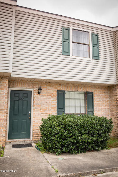 Lafayette Rental For Rent: 100 Winchester Drive #302