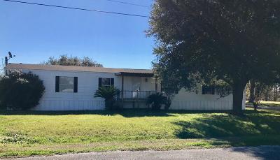 Breaux Bridge Single Family Home For Sale: 282 Caleb Street