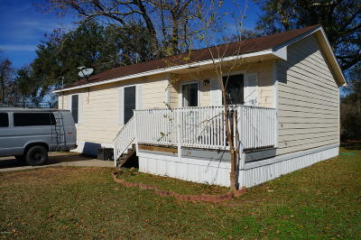Lafayette  Single Family Home For Sale: 915 Saint Charles