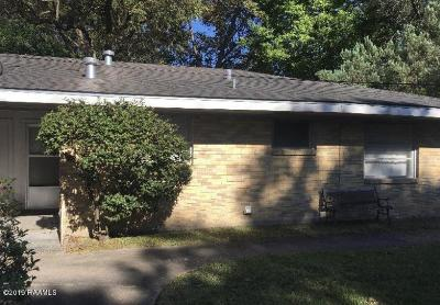 Lafayette Rental For Rent: 1700 W St Mary Boulevard #G
