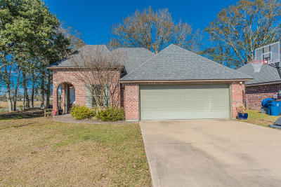 Carencro Single Family Home For Sale: 342 Saint Matthias Drive