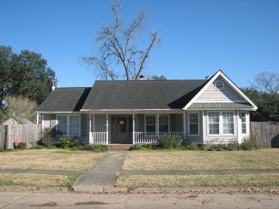 Opelousas Single Family Home For Sale: 1505 John Jacob Street