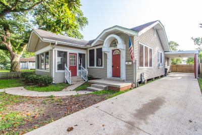 New Iberia Single Family Home For Sale: 906 W Main Street