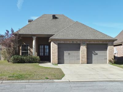 Youngsville Single Family Home For Sale: 111 La Villa Circle