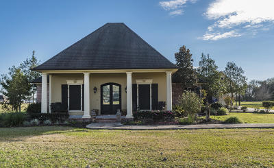 Church Point Single Family Home For Sale: 552 Highway 754