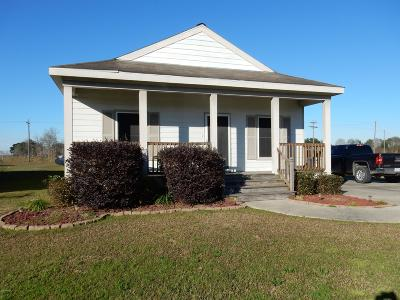St Martinville, Breaux Bridge, Abbeville Single Family Home For Sale: 8902 Rue Blanc