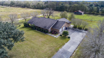Eunice Single Family Home For Sale: 226 Alee Road