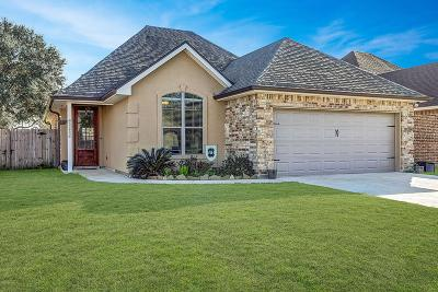 Milton Ridge Estates Single Family Home For Sale: 419 Milton Estates Lane