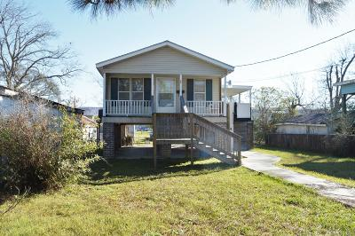 Delcambre Single Family Home For Sale: 319 S Bourque Street