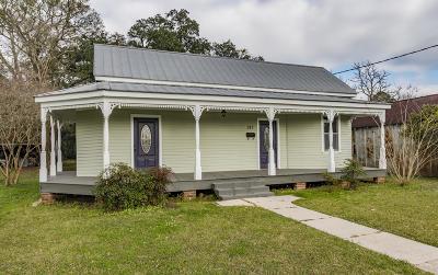 Breaux Bridge Single Family Home For Sale: 216 S Main Street Street