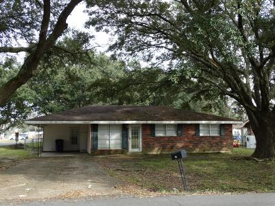 Opelousas Single Family Home For Sale: 177 Ave Of The Acadians