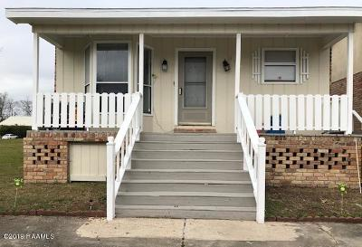 Single Family Home For Sale: 106 Rue Calliope