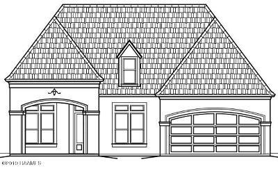 Lafayette  Single Family Home For Sale: 211 Lemongrass Lane