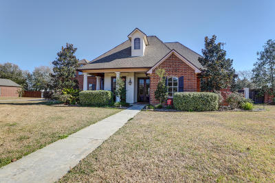 Youngsville Single Family Home For Sale: 138 Hundred Oaks Drive