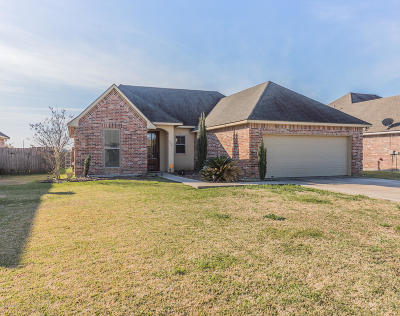 Youngsville Single Family Home For Sale: 104 Tall Oaks Lane