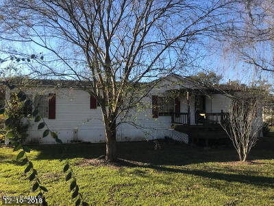 New Iberia Single Family Home For Sale: 3516 Avery Island Road