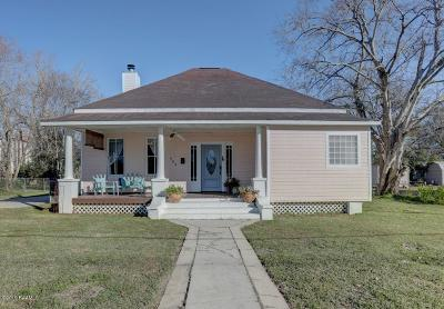 St Martinville, Breaux Bridge, Abbeville Single Family Home For Sale: 405 Maude Avenue