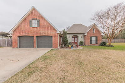Sunset Single Family Home For Sale: 237 Daybreak Drive