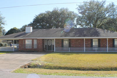 Eunice Single Family Home For Sale: 1301 Clifford