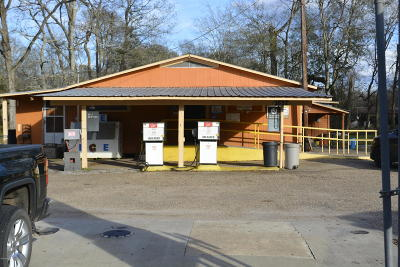 St Landry Parish Commercial For Sale: 3552 Hwy 361