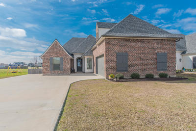 Lafayette  Single Family Home For Sale: 206 Timber Bark Road