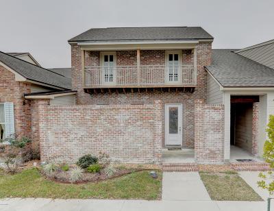 Breaux Bridge Single Family Home For Sale: 507 Heritage Park Road
