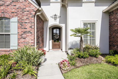 Youngsville Single Family Home For Sale: 111 Sago Palm Way