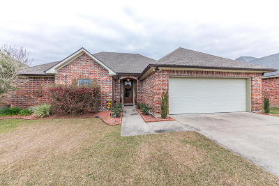Youngsville Single Family Home For Sale: 103 Tall Oaks Lane