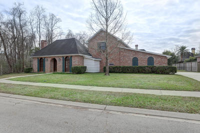 Lafayette Single Family Home For Sale: 306 Upperline Avenue