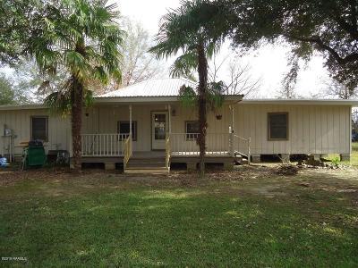 Breaux Bridge Single Family Home For Sale: 1045 Melrose Drive