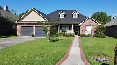 Lafayette Single Family Home For Sale: 108 Tapestry Circle