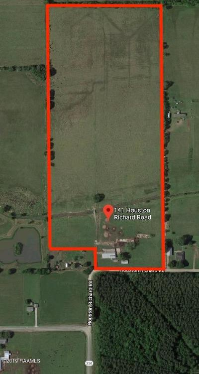 Farm For Sale: 141 Houston Richard Road