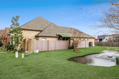 Single Family Home For Sale: 105 Warmstone Bridge Drive