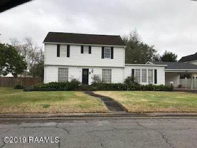 Single Family Home For Sale: 820 E Third Street