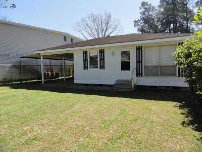 Single Family Home For Sale: 307 Devalcourt Street