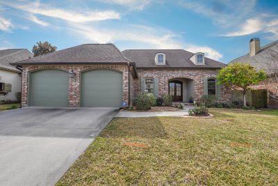Single Family Home For Sale: 215 St Martinique Lane