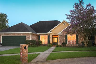 Single Family Home For Sale: 104 Wild Clover Place