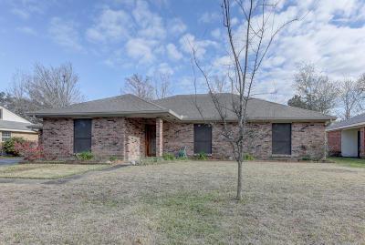 Single Family Home For Sale: 413 Orangewood Drive
