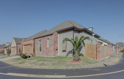 Single Family Home For Sale: 117 Palm Springs Drive