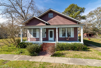 Single Family Home For Sale: 506 2nd Street