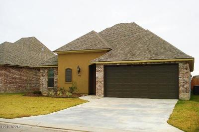 Youngsville Rental For Rent: 411 Copper Ridge Drive